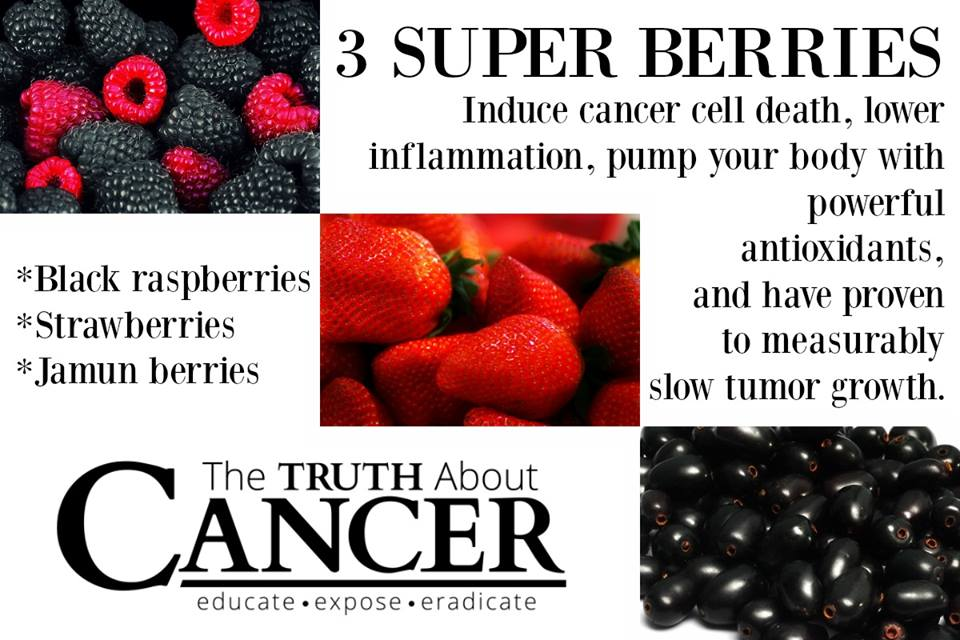 Three-super-berries