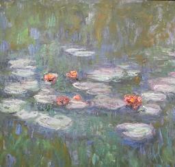 Babydoll's Late Birthday Celebration: Monet & Alioto's - 17MAY19