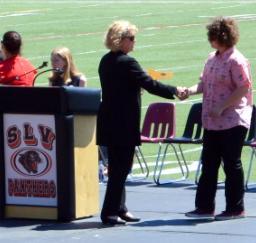 Tyler's 8th Grade Graduation Ceremony - 05JUN19